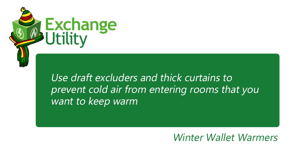 Reduce your winter energy bills