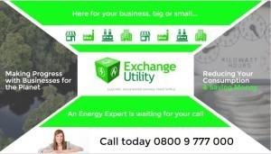 Exchange Utility are here to compare your business energy