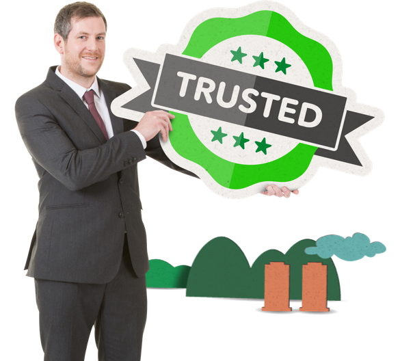 Trusted Business energy expert