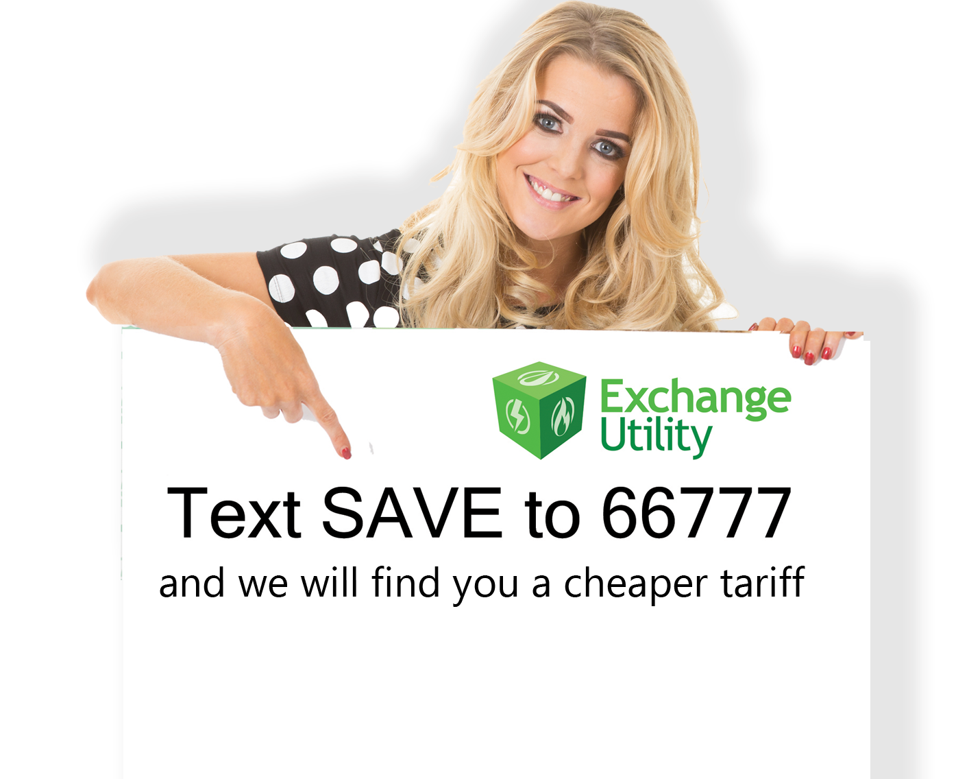 for uk business energy services text save to 66777