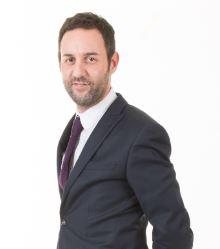 Business Partnerships Manager Grant Jackson