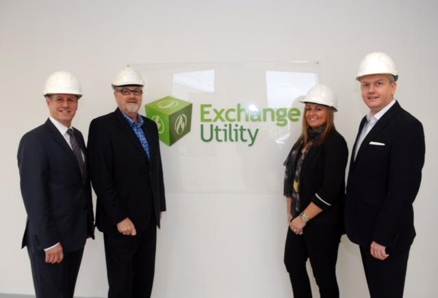 Exchange Utility create jobs in bury