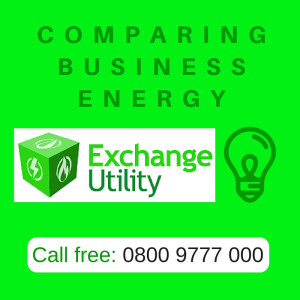 Comparing business energy