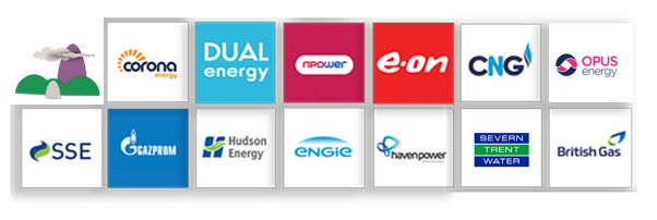 Completing an energy supplier comparison for business