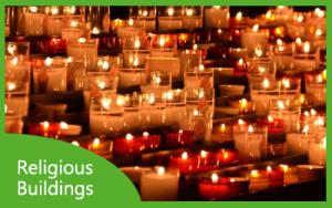 religious building energy saving