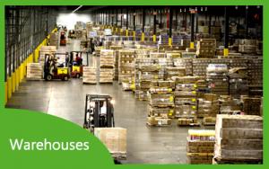 warehouse energy saving