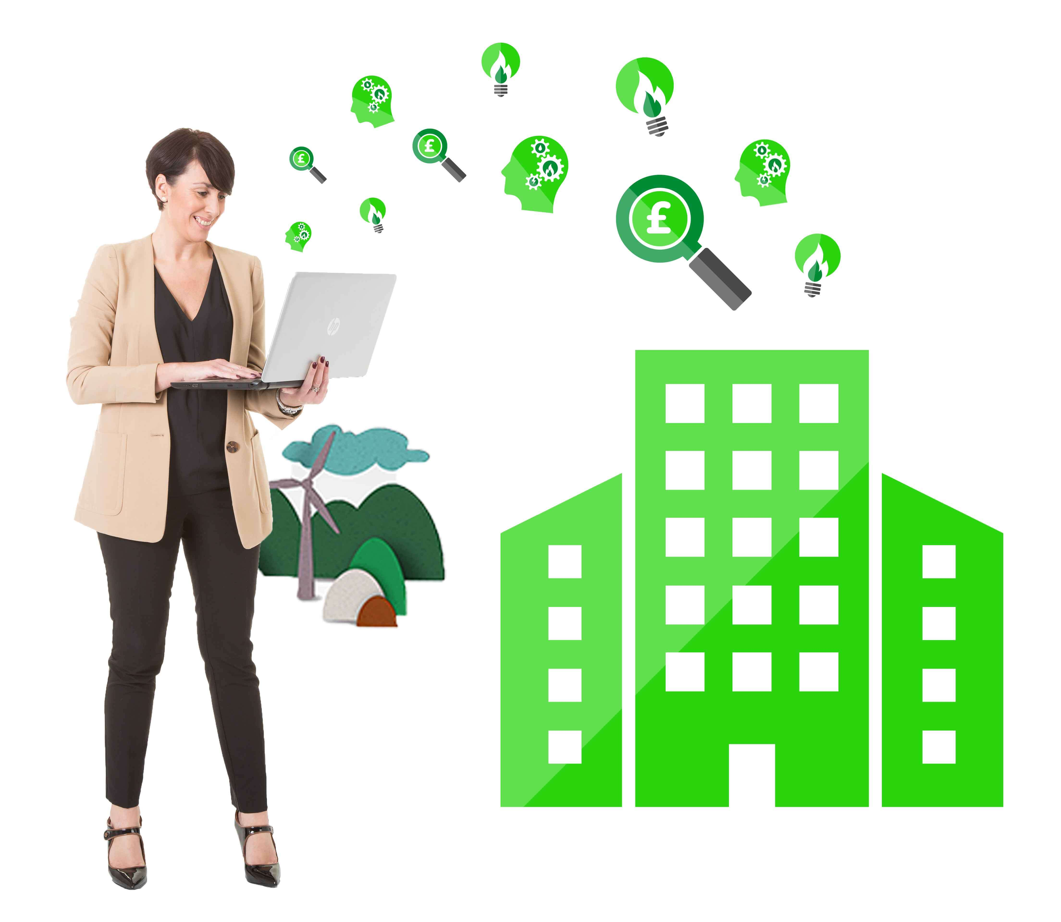 choose an new business energy provider by comparing gas and electricity with Exchange Utility