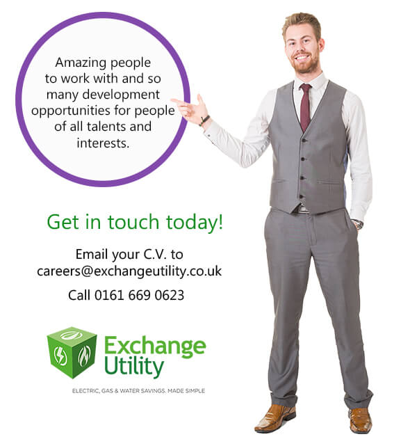 Learning and development opportunities with Exchange Utility