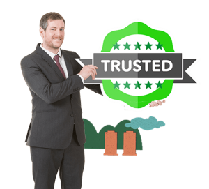 trusted energy comparison with exchange utility