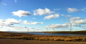 scotlands wind turbines
